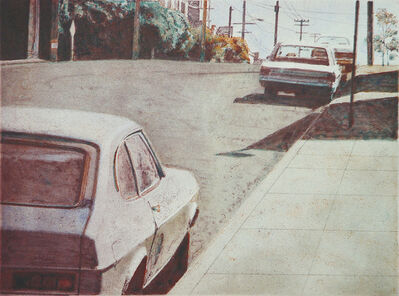 Robert Bechtle, '20th Street Capri', 2002