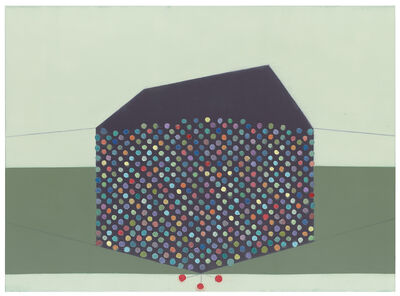 Suzanne Caporael, '700 (The pastoral exultation of Richard Prince)', 2014