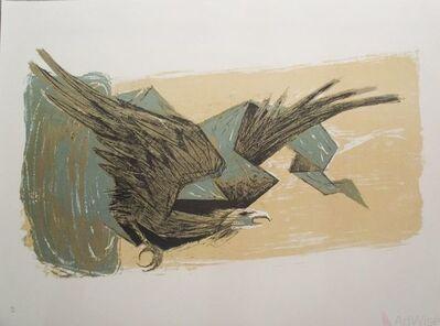 Benton Spruance, 'Sky Hawk'