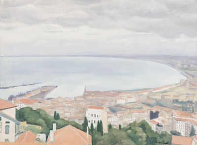 Albert Marquet, 'The Red roofs', 1924