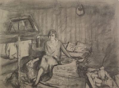 Édouard Vuillard, 'Madame Fried Reveuse', 1928
