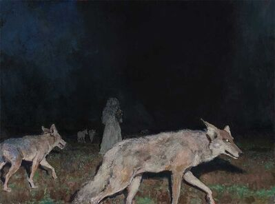 John Brosio, 'The Night hunt', 2013