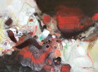 Chu Teh-Chun, 'Untitled ', 1984