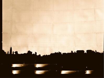 Alessandro Balteo-Yazbeck, 'Northwest Silhouette: Pantheon Fragment, Humboldt Planetarium, c. 1960. Nostalgic Apparatus, Caracas: Heaven's branch on earth', 1998