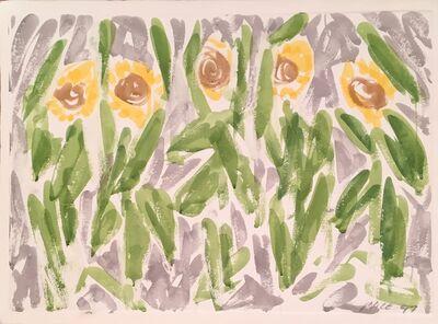 Stephen Pace, 'Sunflower Chorus (97-W4)', 1997