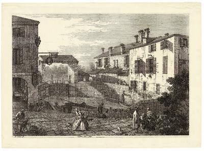 Canaletto, 'Le Porte del Dolo', ca. 1740