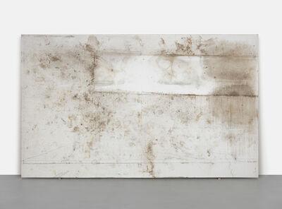 Karin Sander, 'Gebrauchsbild 183, Baustelle Haus 6 / Patina Painting 183, Construction Site Haus 6', 2017