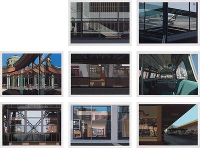 Richard Estes, 'Urban Landscapes No. 3', 1981