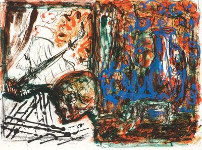 Markus Lüpertz, 'Stillleben III', 1990-2000