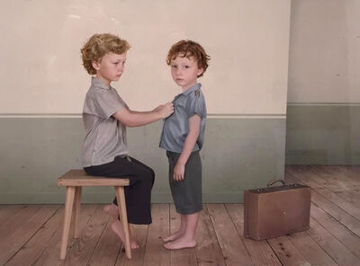 "Loretta Lux, '""Hugo and Dylan 2""', 2006"