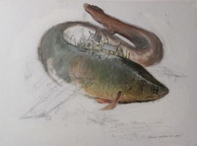 Prasert Yodkaew, 'Annonta Fish', 2014