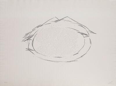 Antoni Tàpies, 'Le Riz', 1969