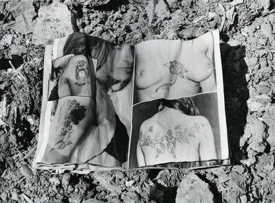 Lewis Baltz, 'Hartland Sanitary Landfill #4', 1984
