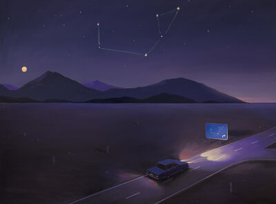 Oliver Jeffers, 'Constellation Road Map', 2018