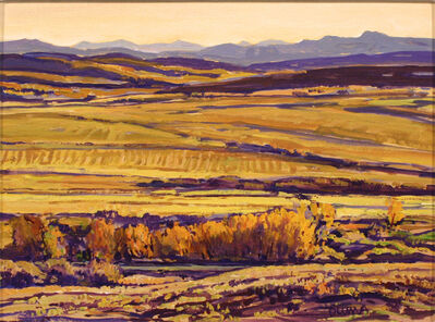 William Duma, 'Westward View (3-21)', 2021