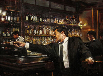 Onelio Marrero, 'Another Martini', ca. 2009