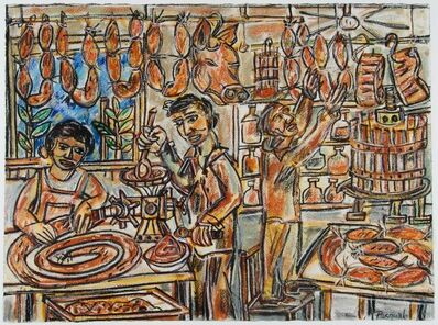 Pasquale Giardino, 'The Deli''