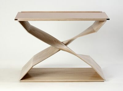 Carol Egan, 'Sculptural Hand Carved Side Table', 2014