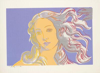 Andy Warhol, 'Details of Renaissance Paintings (Sandro Botticelli, Birth of Venus, 1482)', 1984
