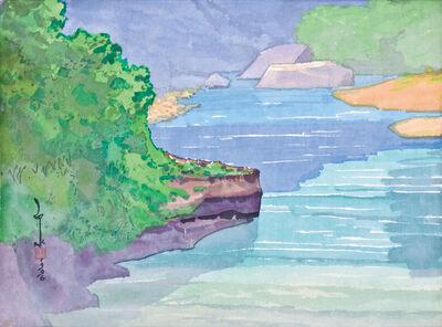 Ma Paisui 馬白水, 'Lake of Boar', 1996