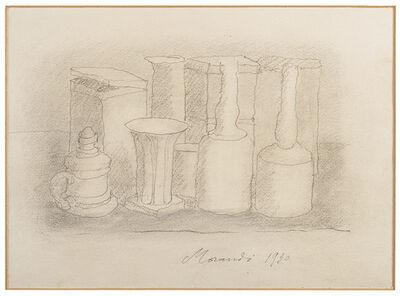 Giorgio Morandi, 'Natura morta', 1930