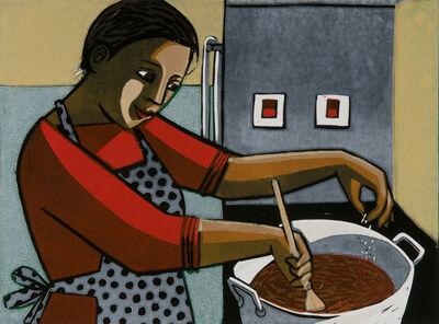 Anita Klein PPRE, 'Cooking', 2015