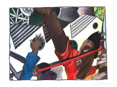 Ângela Ferreira, 'Pan African Unity Mural VII', 2019
