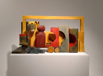 Anthony Caro, 'ARENA PIECE - PROCESSION', 1995
