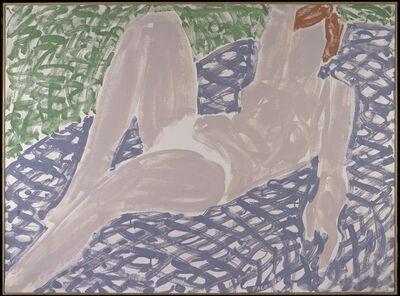 Stephen Pace, 'White Bikini, Mauve Spread (84-05)', 1984