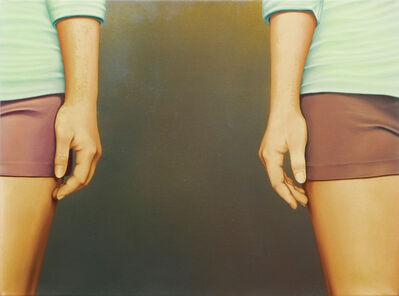 Hilo Chen, 'Twins A', 1972