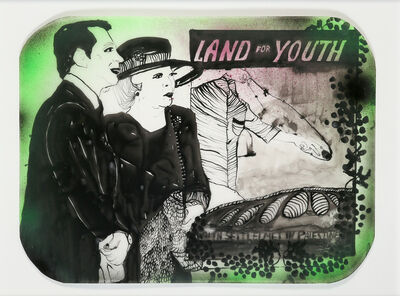 Ofri Cnaani, 'Oriental Landscape / Land For Youth II', 2008