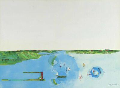 Sam Middleton, 'Cool Breeze', 1977