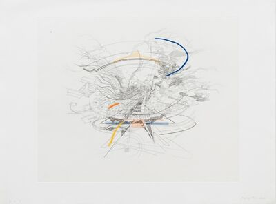 Julie Mehretu, 'Untitled', 2000