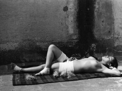 Manuel Álvarez Bravo, 'La Bueno Fama Durmiendo/The Good Reputation Sleeping', 1938