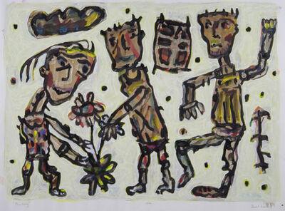 David Larwill, 'Planting', 1999