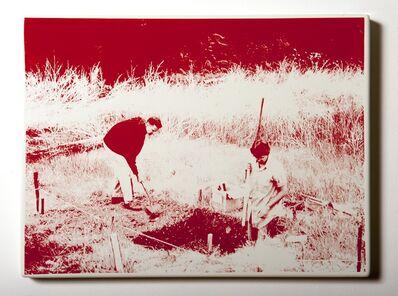 Annika von Hausswolff, 'Digging for History Red', 2015