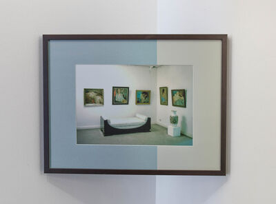 Barbara Bloom, 'Corner: Brohan Museum - Bed with Babes', 1998