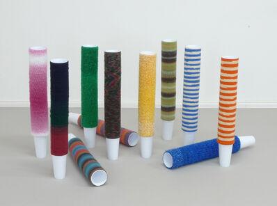 Haegue Yang, 'Cup Cosies', 2011