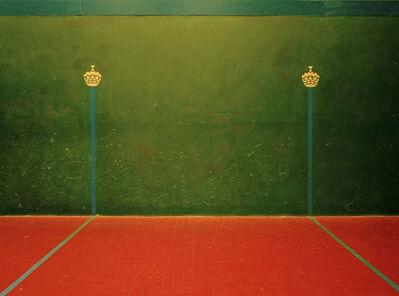 Elliott Wilcox, 'Real Tennis 04', 2008