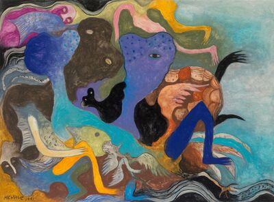 Manuel Mendive, 'Untitled', 1991