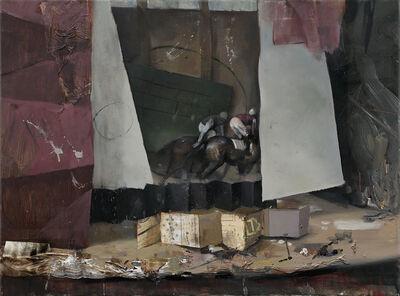 Daniel Pitin, 'Horse Race', 2015