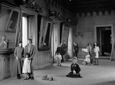OUKA LEELE, 'En el Palacio de Gaviria, Madrid', 1987
