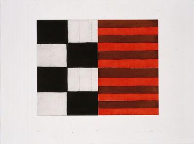 """Sean Scully, 'Pi (from the portfolio """"Für die Pinakothek der Moderne"""")', 1994"""