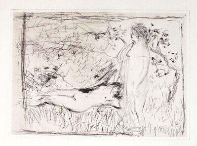 Pierre Bonnard, 'Deux Nues (Les Baigneuses)', 1927-1929