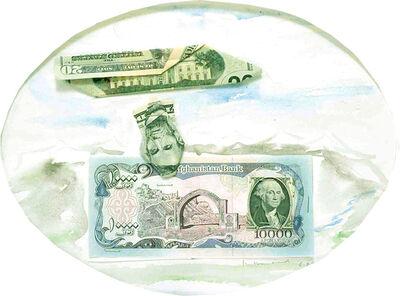 Kim MacConnel, '20/ 10,000 Afghan Exchange', 2005
