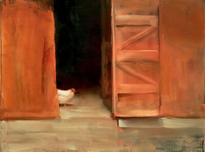 Nicolas V. Sanchez, 'Coop Study'