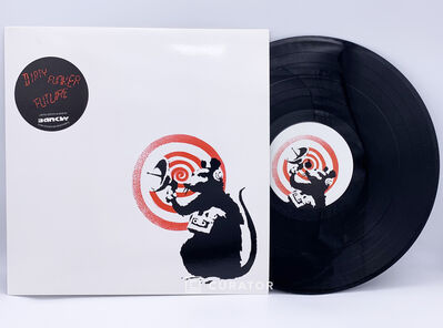 Banksy, 'Dirty Funker- Future Radar Rat Vinyl Record', 2008