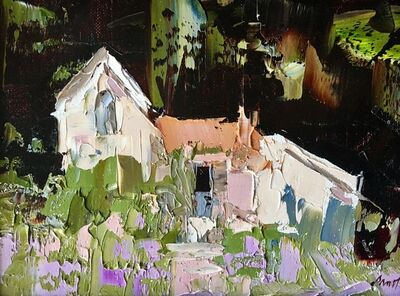 Sandra Pratt, 'Garden Cottage', 2018