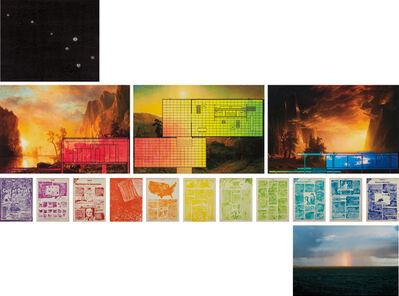 Matthew Day Jackson, 'Das Wochenendhaus from The Dymaxion Series', 2007