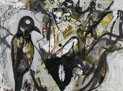 Tsibi Geva, 'Black Raven', 2012